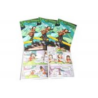 Commercial Colorful Illustration Comic Book Printing CMYK Book Printing Service