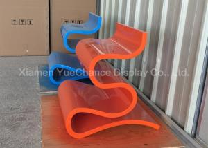 China Modern Design Fiberglass Furniture Simple Style Fiberglass Chair For Mannequin on sale