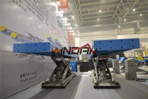 China Hydraulic Auto Hoist Mobile Scissor Car Lift Reliable with CE Certification on sale