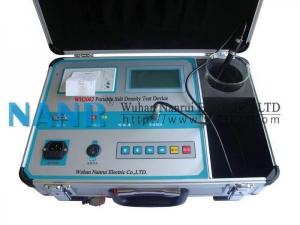 China NR2002 Portable Salt Density Test Device on sale