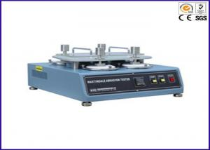 China LED Display Martindale Abrasion and Pilling Tester for Textile Resistance on sale