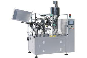 China Automatic Tube Filling Machine For Cream Ointment Toothpaste on sale