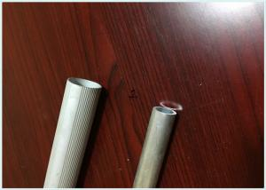 China Extrusion Anodized Round Aluminum Tubing Customized Design For Cars / Trains on sale