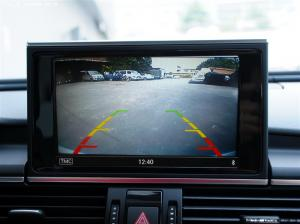 Quality Waterproof Auto Reverse Camera with 360˚ Panoramic View Four - channel DVR for sale