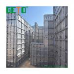 Manufacturer Supplier 6061-T6 Aluminium Slab Formwork for Casting Concrete/Aluminum Formwork For Rent/Column Formwork