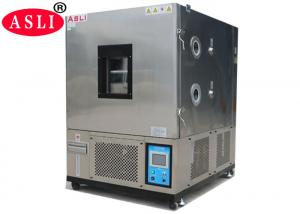 China Building Materials Temperature Cycling Chamber With Mobile Pulley on sale