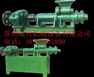 China 140type coal rod machine on sale