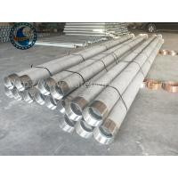 China Male / Female Threaded Seamless Casing Pipe For Industry Pipeline System on sale