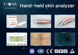 China Digital Skin Scanner Uv Analysis Machine , Face Analysis Machine With Handle on sale