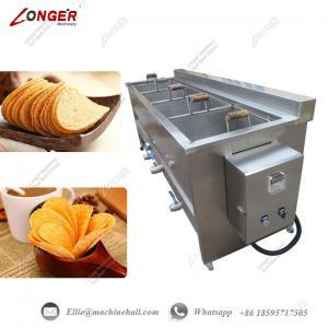 China Yuca Frying Machine|Tapioca Chips Frying Machine|Automatic Mandioca Frying Machine|Automatic Frying Machine|Food Fryer on sale