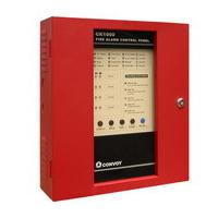 Conventional Fire Alarm Control Panel | 4 zones modules | Sound output, Supervisory Form-A Relay Output