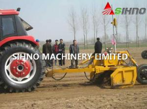 China 2-4.5m High Quality Laser Land Leveling Machine for Sale on sale