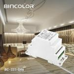 0/1-10V Dimming Driver white color , ABS plastic