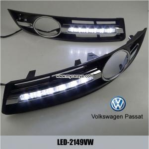 China Volkswagen VW Passat 06-09 DRL LED Daytime Running Lights Car driving daylight on sale
