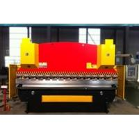 China CNC Controller Sheet Shearing Machine Wc67y - 160 / 4000 mm Sheet Metal Bending Machine on sale