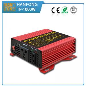 China Chinese red Chip MCU drive control inverter1000w 24v as pure sine wave power inverter car solar enegry hommanufactory on sale