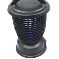 China IP33 Rechargeable Mosquito Killer Lamps , Outdoor Bug Zapper Insect Killer on sale