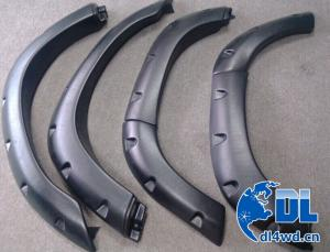 China 4x4 Toyota Land Cruiser 80 Wheel Arch Fender Flare ABS Fender Flares on sale