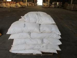 China silica gel packed in 25KG bags on sale