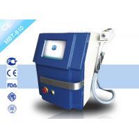 1064nm / 532nm Q Switched Nd Yag Laser Tattoo Removal Machine 1HZ ~ 10HZ
