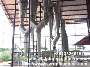 Cassava processing plant price cassava starch processing plant