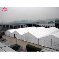 Anti - UV 20m Industrial Storage Tents With High Reinforced Aluminum 6061 / T6 Material