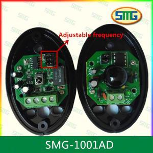 China Single Beam Door Motion Sensor Alarm Frequency Adjustment Photocell on sale