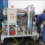 JT High Vacuum Turbine Oil Filtering Machine Lube Oil Recycling Machine