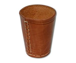China Leather Dice Cup Game [YBS-DC016] on sale