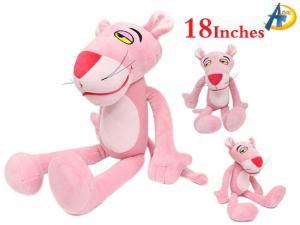 China Pink Panther anime plush doll,wholesale anime plush dolls,wholesale anime figure doll,anime plush dolls on sale
