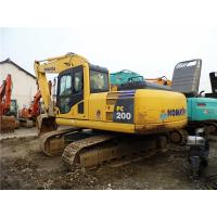 Good Condition Low Price Original Japan Used Komatsu PC200-8 Excavator For Sale