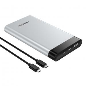 China Power Bank 5V/3A USB Type C Input /Output Portable Power Bank with Digital Display on sale