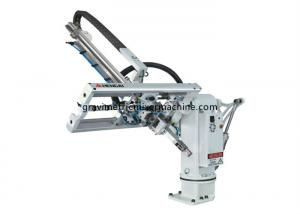 China Computer Controlled Robotic Arm , Robotic Welding Arm With Nylon Belt Transmission Mechanism on sale