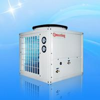 China Meeting Air To Water Heat Pump Galvanized Steel Sheet 380V Side Blow  Safe & Comfort on sale