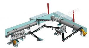 China Bio-organic Fertilizer Production Line on sale