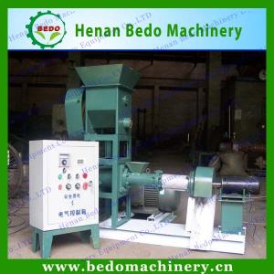 China factory supply floating fish feed pellet extruder / floating fish feed pellet machine for sale on sale