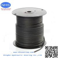 China Rubber O Ring Cord, Rubber Sheet, NBR O Ring Cord for Industrial Component on sale