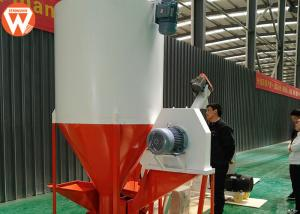 China Commercial Mixer Grinder Machine , Capacity 1 T/H Mixer Volume 2m³ Poultry Feed Mixer on sale