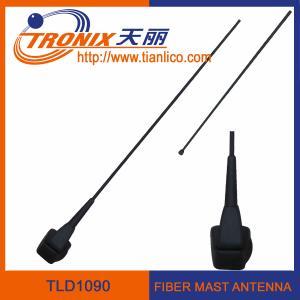 China 1 section fiber mast car antenna/ car am fm antenna/ active radio antenna TLD1090 on sale