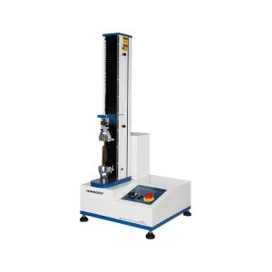 China 100KG Tensile Strength Testing Equipment , Universal Tensile Testing Machine With Speed 0.1-500mm/min on sale