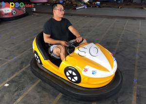 China Ceiling Grid  Dodgems Electric Bumper Cars Low Speed For Amusement Park on sale