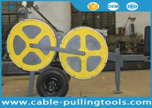 China Overhead Line Transmission Tool 35KN Cable Tensioners For OPGW on sale