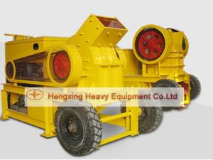 China Diesel engine small hammer crusher on sale