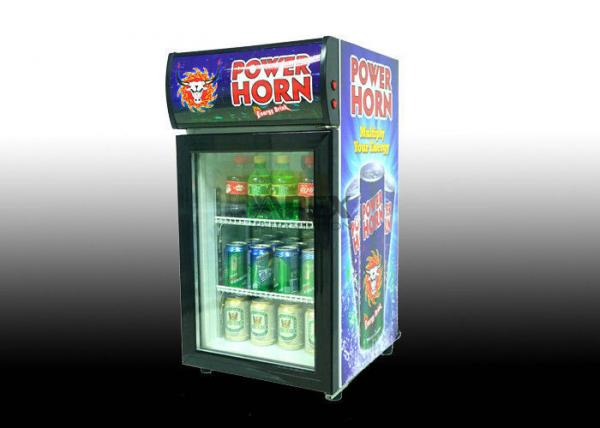 L Counter Beverage Small Table Top Fridge With Glass Door For - Small table top refrigerator