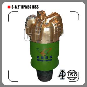 "China Best design 8 1/2"" tricone bit for oil and gas pdc drill bit, water well drill bit on sale"