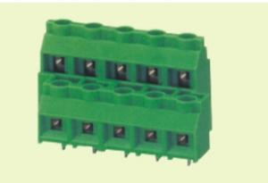 China KF950-A 9.52  terminal block pcb board use block wire connector use for machine or power contact on sale