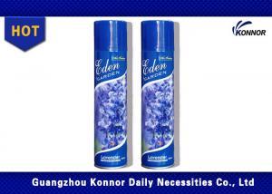 China Red Small Natural Air Freshener Spray Liquid Shape Non - Toxic Formula on sale
