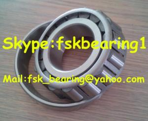 China Low Noise 33114 /Q Open Tapered Roller Bearings Adjustable Clearance 70mm × 120mm × 37mm on sale