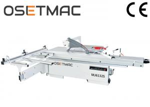 China OSETMAC Woodworking Sliding Table Saw MJ6132S with Electric Lifting and Digital Readout on sale