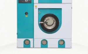 China Leather And Wool Dry Cleaning Machine In Laundromats Computer Control on sale